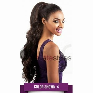 Beshe Synthetic Half Wig Ponytail YU - 510