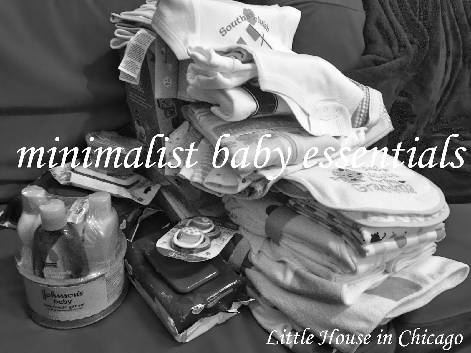 minimalist house essentials little house in chicago minimalist baby essentials what
