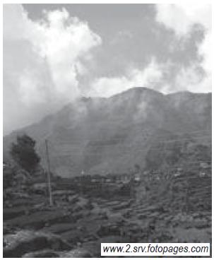 Aktivitas Penduduk Di Dataran Rendah Pegunungan Dataran Tinggi