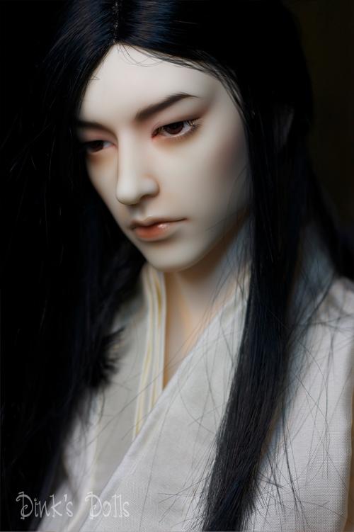 Asian Male Fashion Dolls
