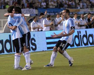 Bolivia vs Argentina Eliminatorias Brasil 2014