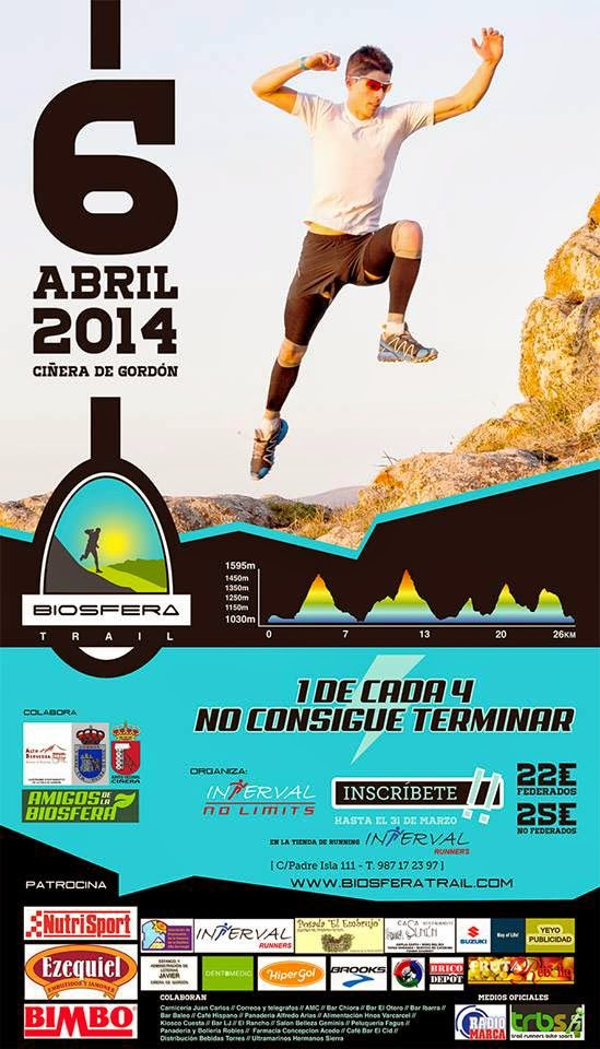 carrera Biosfera Trail