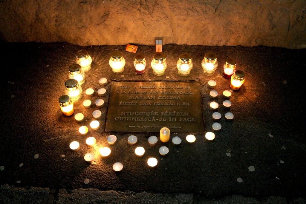 Marian Cozma, MKB Veszprém, kézilabda, Cozma-gyilkosság, évforduló, megemlékezés,