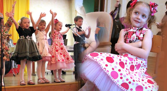 платья для девочек, платье в горох, американский хлопок, наряды для юных модниц