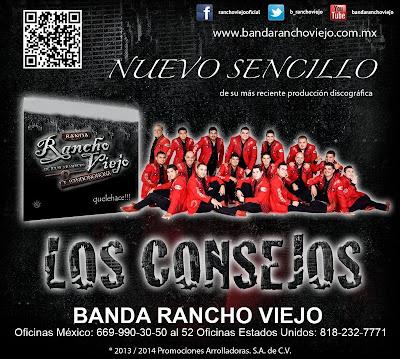 Banda Rancho Viejo - Los Consejos (Promo 2013)
