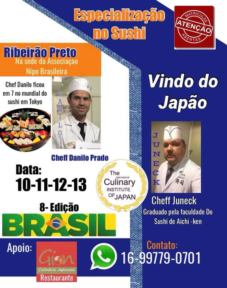 8-Edição acontecerá em Ribeirão Preto