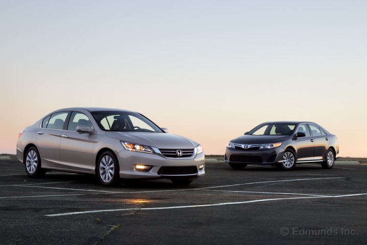 Differences Between Toyota Camry 2012 And Toyota Camry 2013 2013