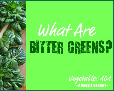 What Are Bitter Greens