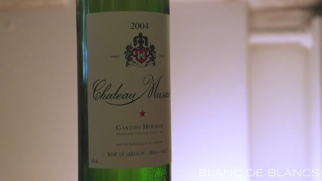 Château Musar 2004 - www.blancdeblancs.fi