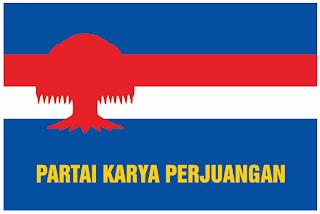 Logo/ Lambang Partai Karya Perjuangan - PKP