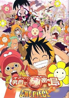 One Piece - Film 6 : Baron Omatsuri et l'île secrète