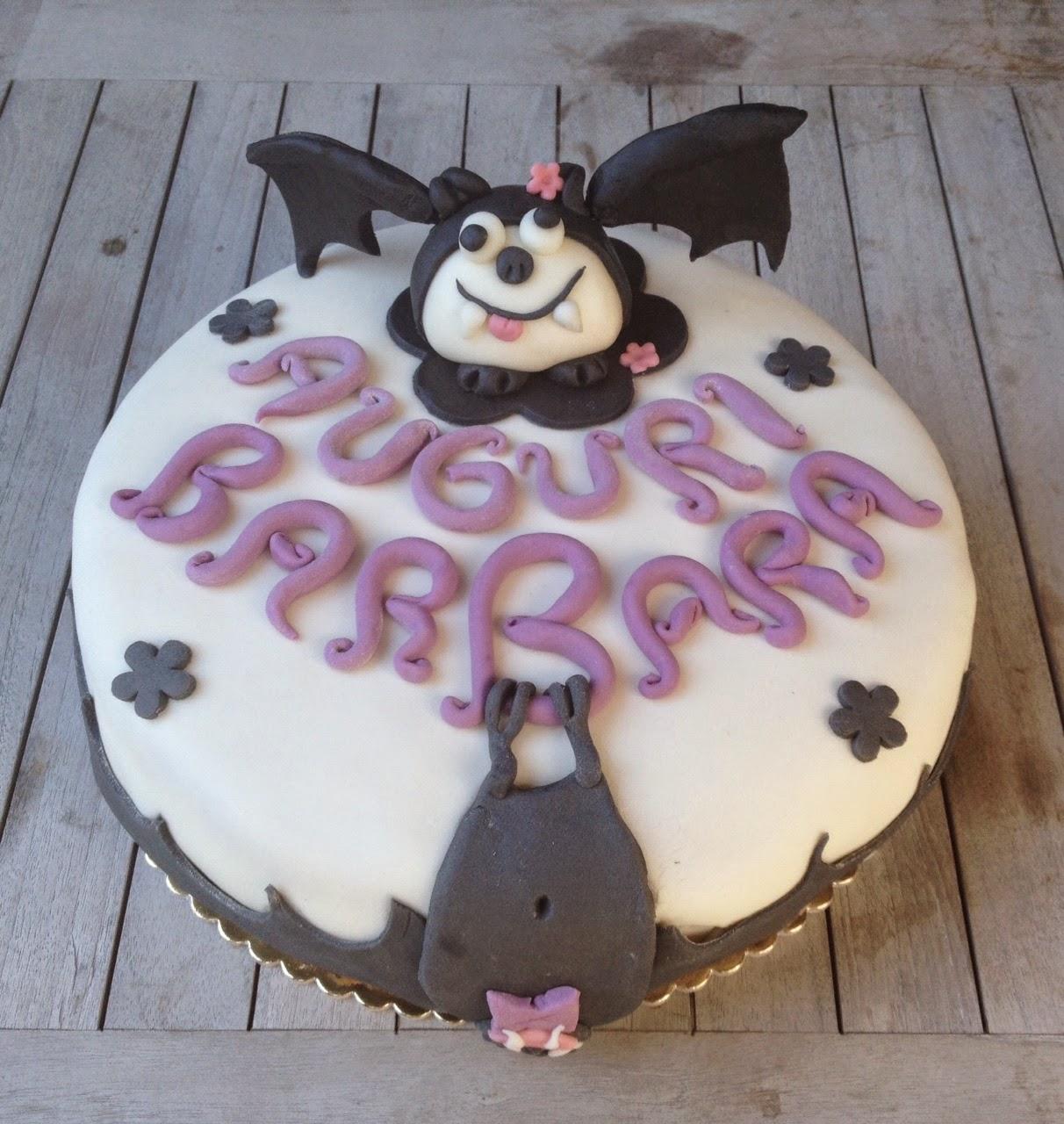 torta pipistrello