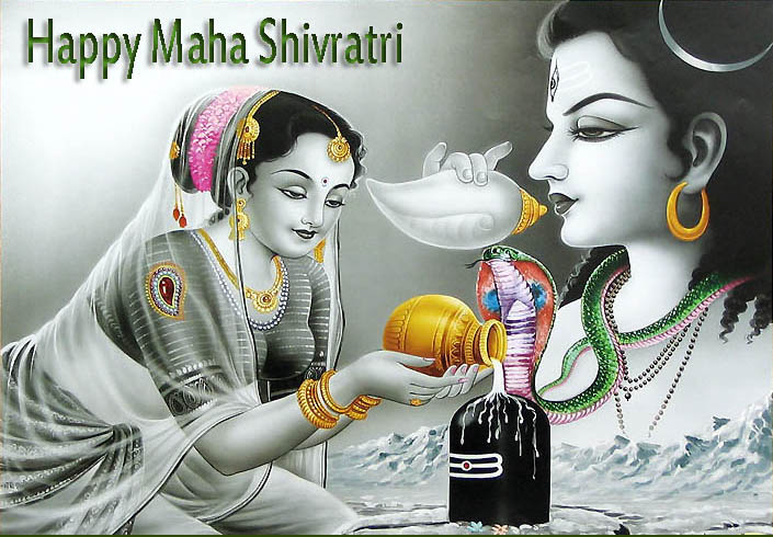 for wishing your friends Happy Maha Shivaratri . Send text messages