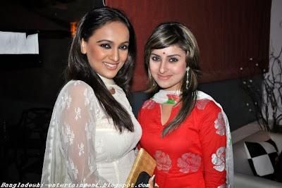 Bangladeshi entertainment artist