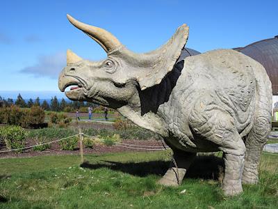 Tryceratops, museo del jurásico
