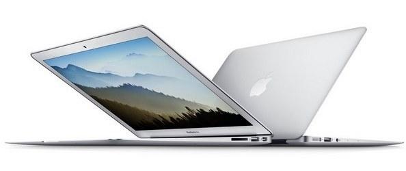 Com uma bateria de 54 Wh/h, o MacBook Air de 13 polegadas aguenta até 12 horas de navegação wireless na web, 12 horas de reprodução de vídeos e 30 dias em modo de espera