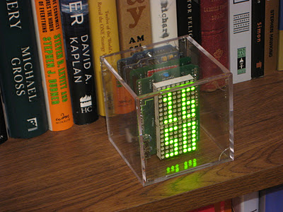 Cube Clock