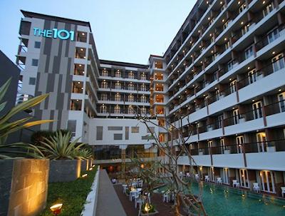Hotel THE 1O1 Yogyakarta