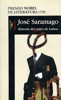 Historia del Cerco de Lisboa - José Saramago