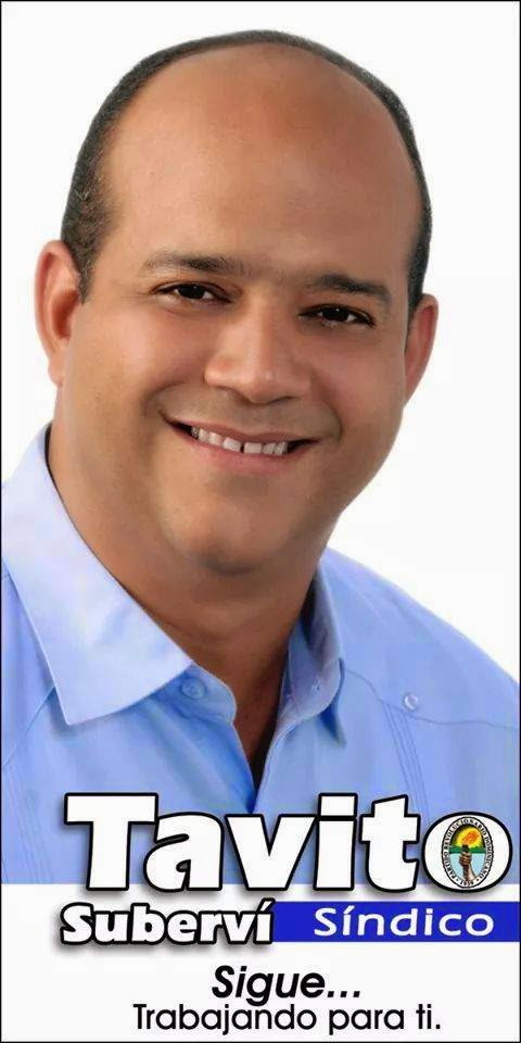 TAVITO SUBERVI, ALCALDE SANTA CRUZ DE BARAHONA PRD-PLD 2016-2020D
