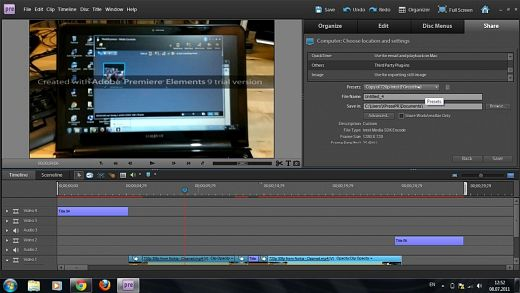 Adobe Premiere Elements 11 - Free downloads and reviews