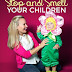 Stop & Smell your Children Book Review & Giveaway