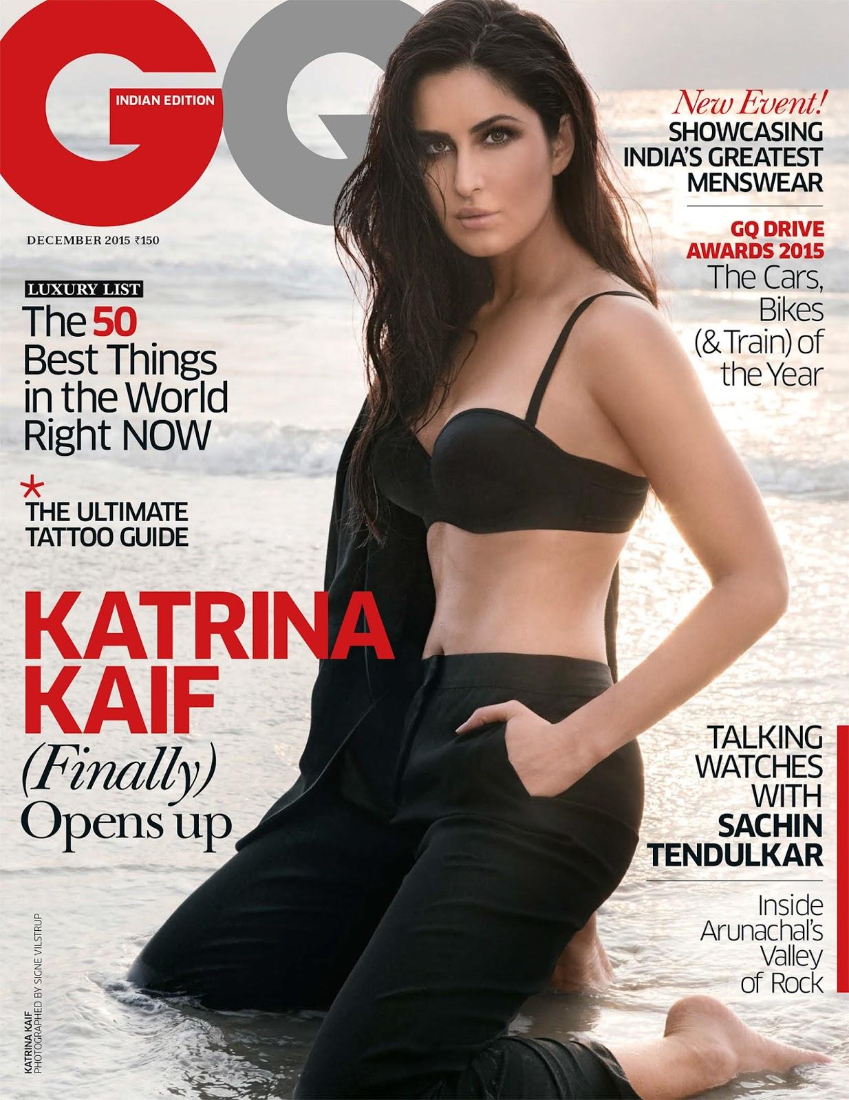 Katrina Kaif Latest Photoshoot Image