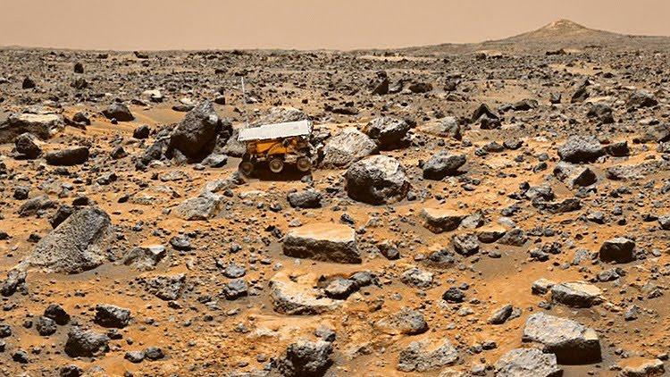 Bomba termonuclear para hacer habitable a Marte