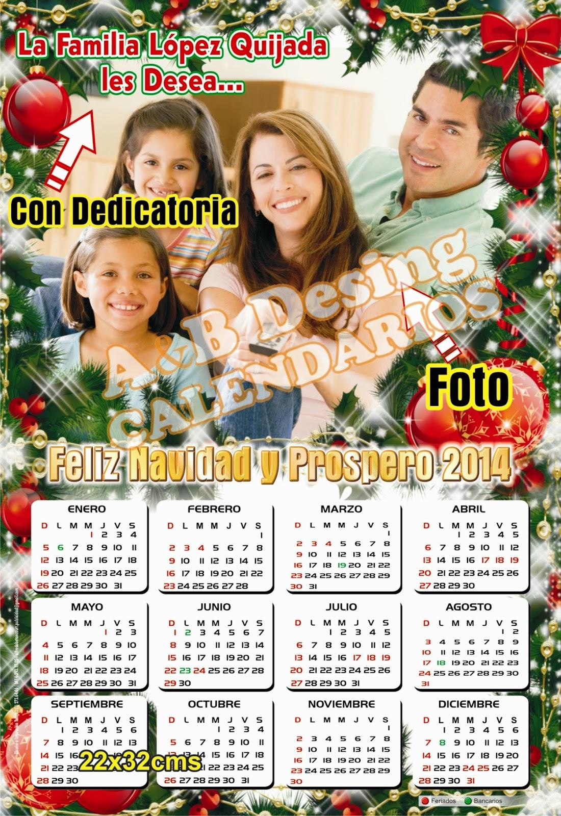 calendarios personalizados calendarios navide os