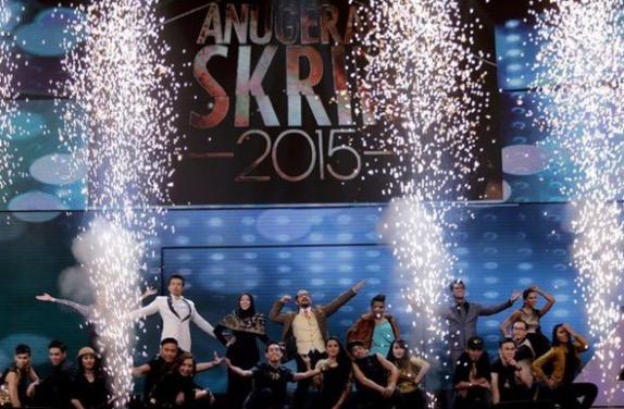 Senarai Pemenang Anugerah Skrin 2015 (ASK 2015)