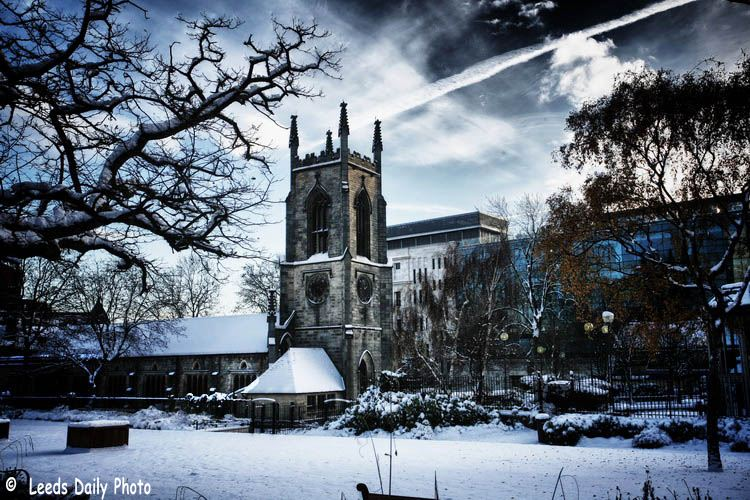 St John the Evangelist Church Leeds
