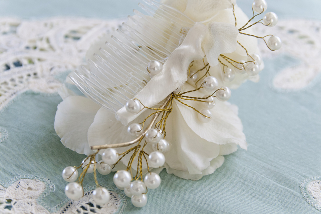 Insideways Tips For Making Your Wedding Hair Piece