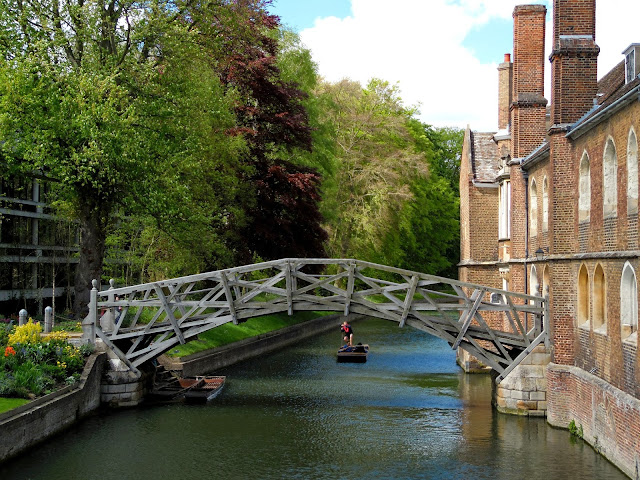 Une seconde visite à Cambridge