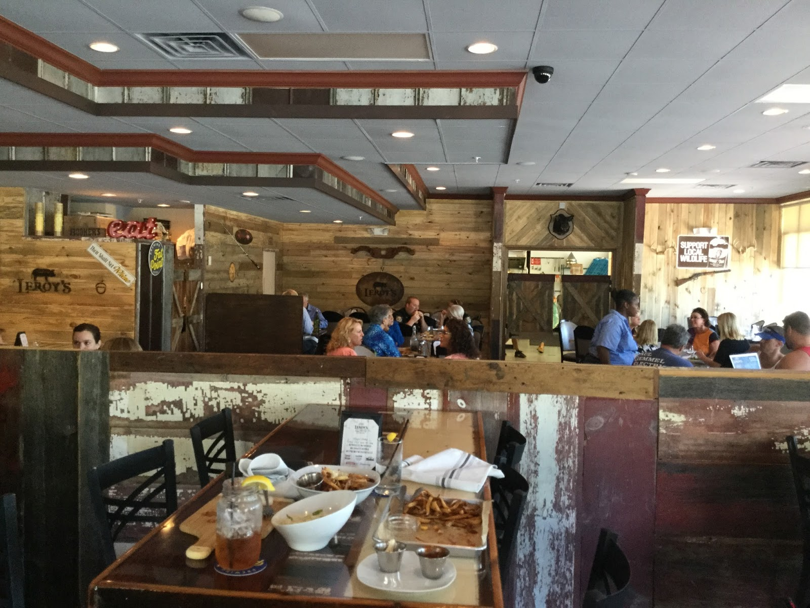 Southern Kitchen You Belong In Punta Gorda Leroys Southern Kitchen Opens On Marion