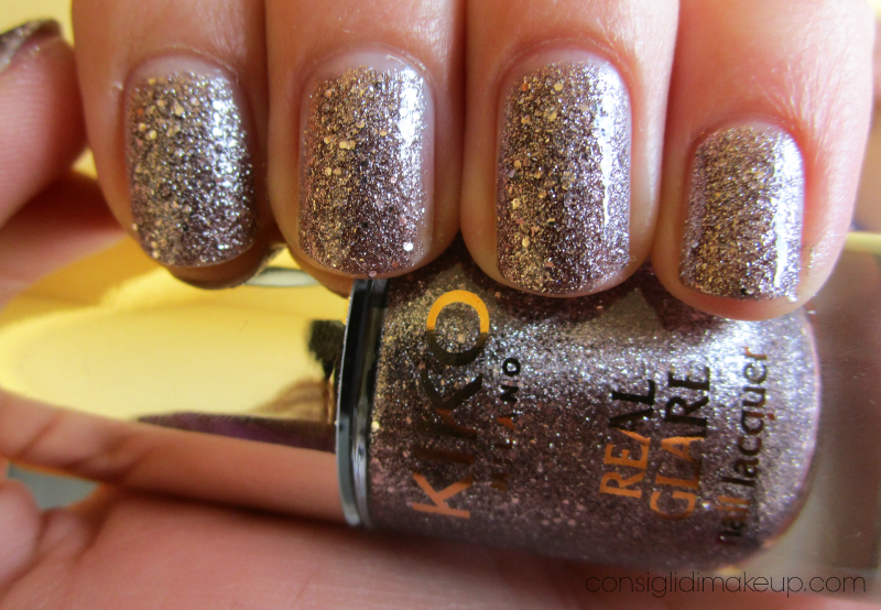 NOTD: 05 Alternative Grey Taupe LE Haute Punk - Kiko Cosmetics