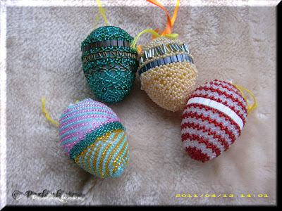 Free Beading Pattern: Easter Bunny - Buddy Brewer's blog