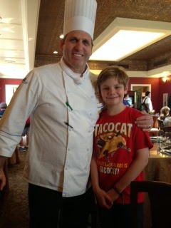 Winner MasterChef Junior Logan Winner