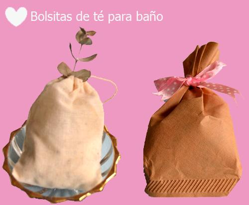 Baño De Tina Natural:Lindisima Blog: Sales de baño naturales para regalar