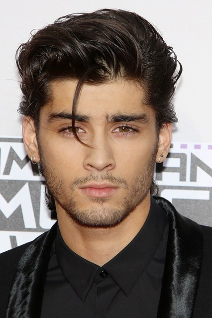 Zayn malik hairstyle all angles