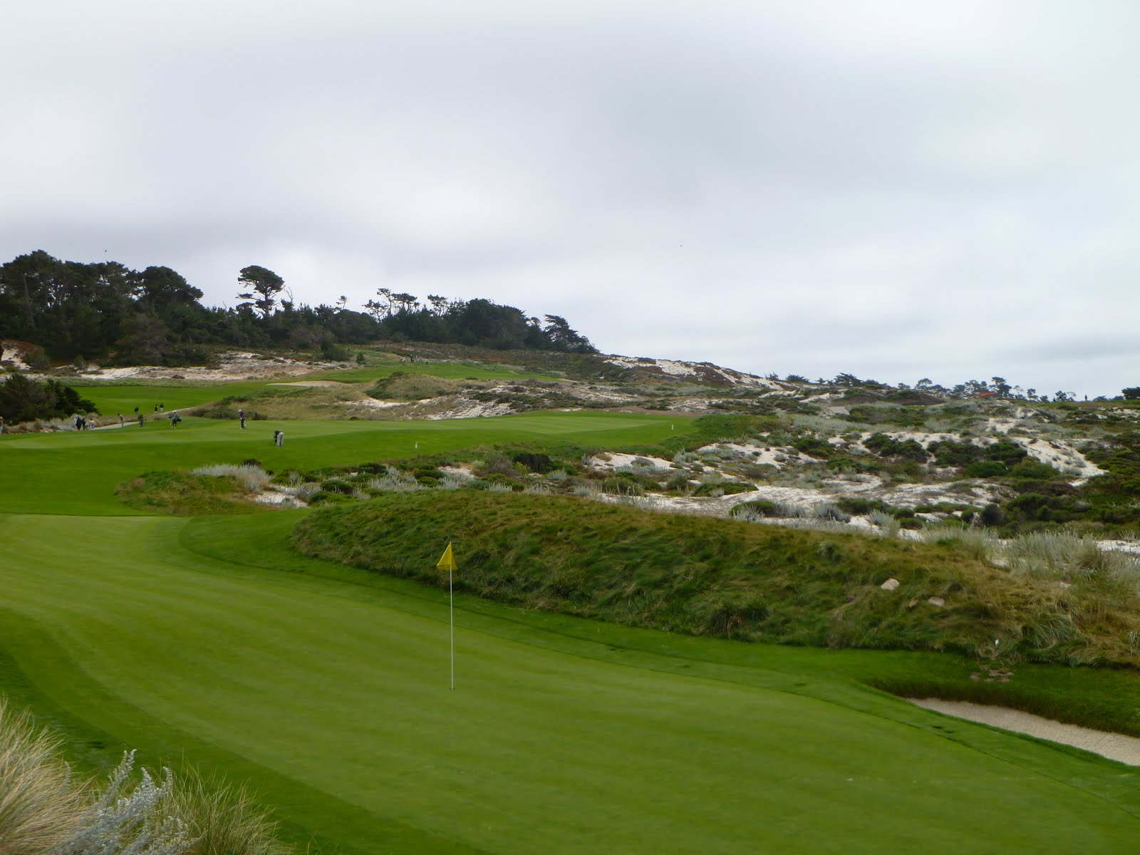 how to play spyglass hill golf course