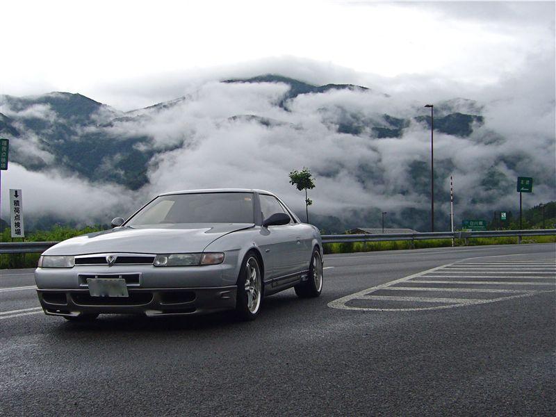 Mazda Eunos Cosmo, fotki, zdjęcia, ciekawy samochód, silnik wankla z trzema rotorami, twin turbo, japońska motoryzacja, JDM