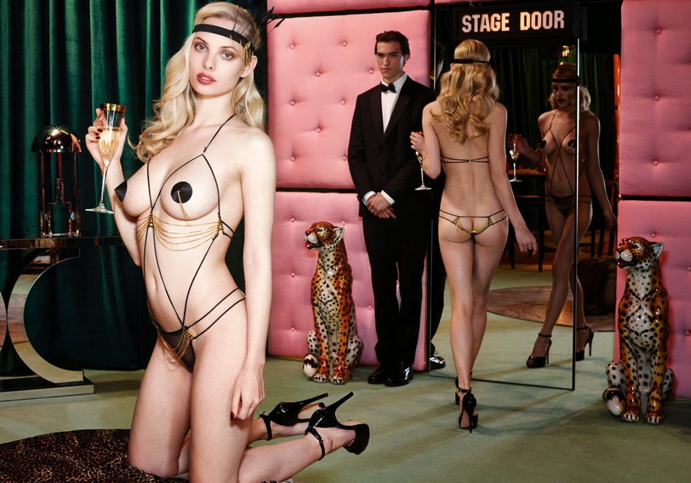 AGENT PROVOCATEUR © ALL COPYRIGHTS