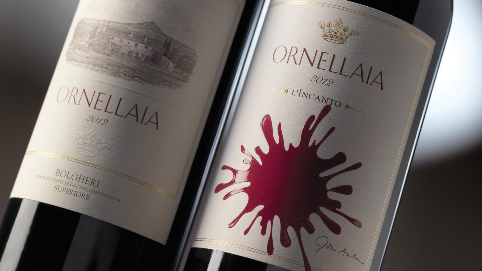 """Popolare il Nome del Vino: Vini (Famosi) che Fanno """"Splash"""" HO73"""