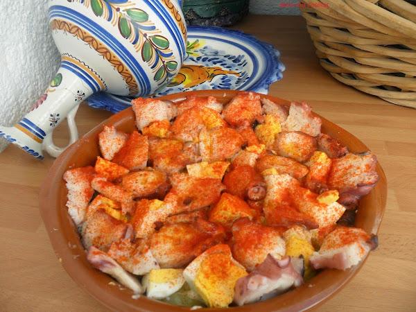 Como cocer pulpo en olla rapida cocinar en casa es - Como cocer garbanzos en olla express ...