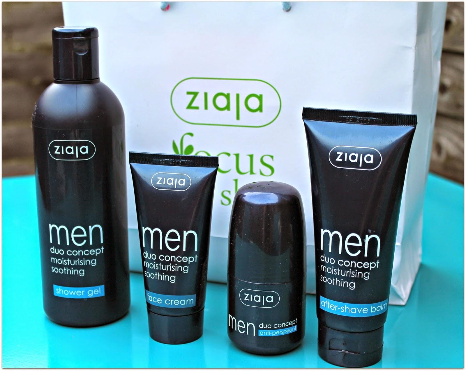 Ziaja Men duo concept