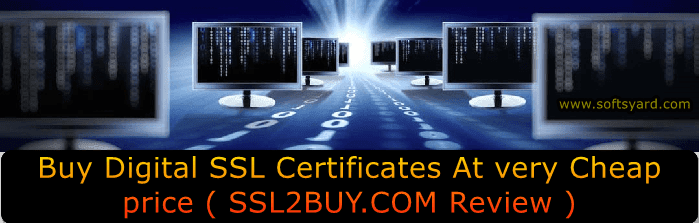 Buy Digital Certificates At Very Cheap Rate