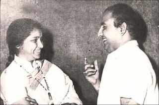 Rafi & Asha Bhosle