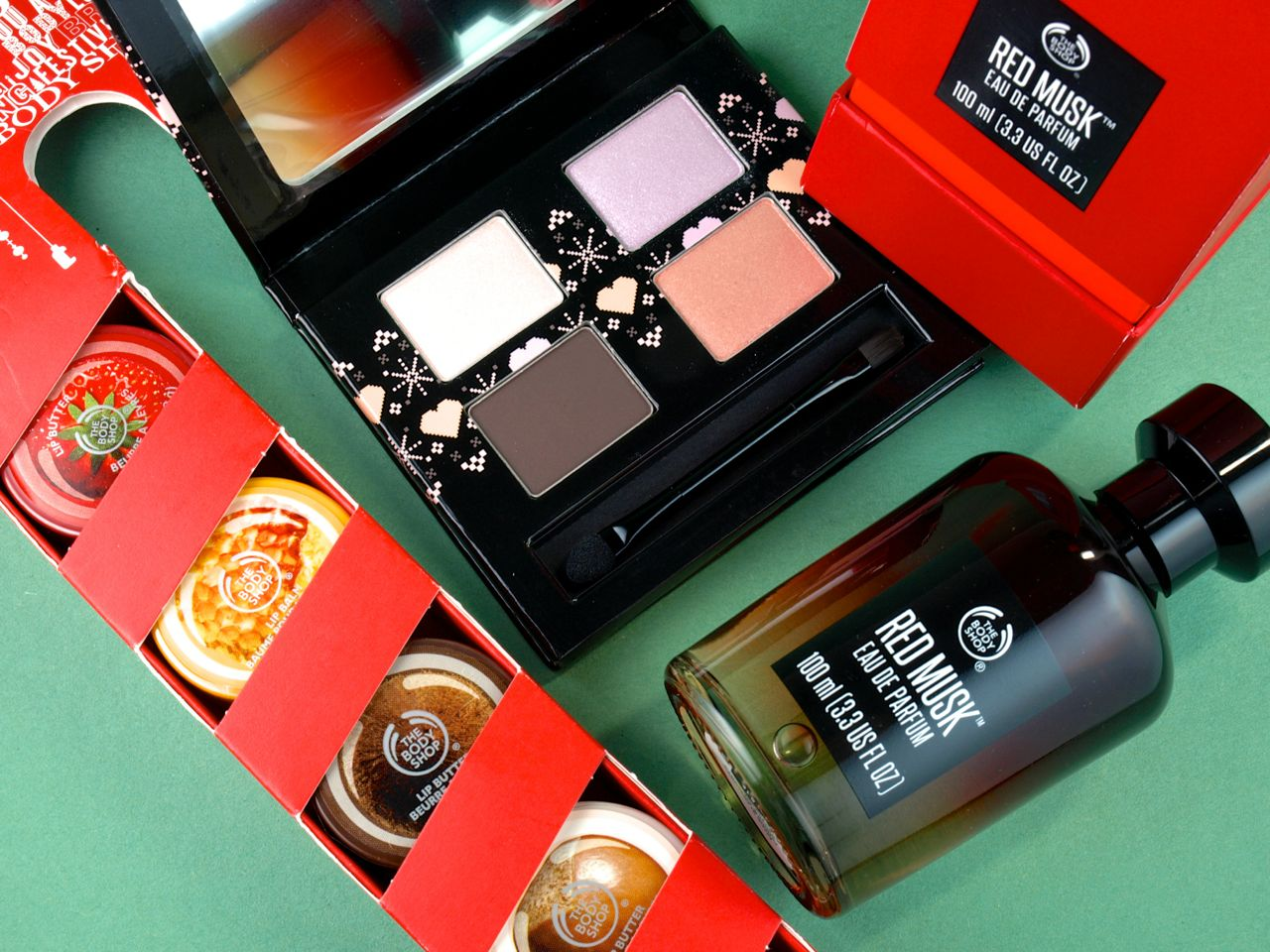 Stocking Stuffers from The Body Shop
