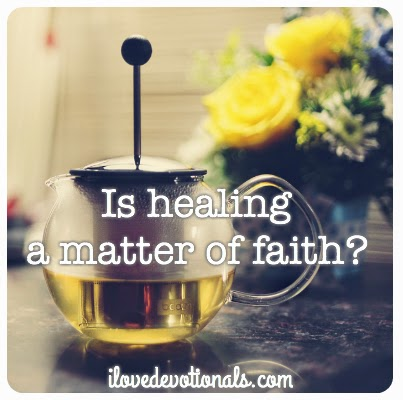 Faith healing and christianity