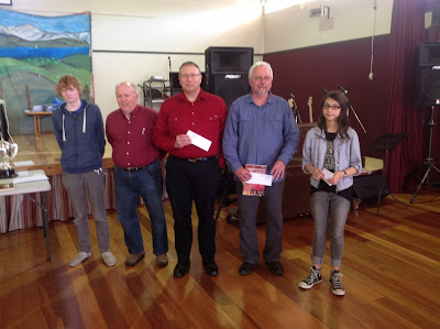 South Island Championship/Nelson Open 2013 Final report.